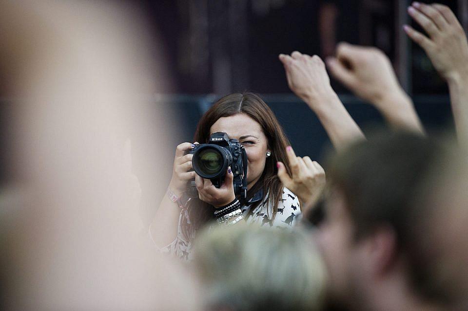 Näin minusta tuli kuvajournalisti